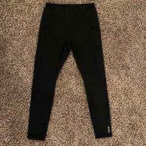 New Reebok High Waist Workout Leggings L